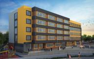 Göktürk'te yeni okulun temeli atıldı
